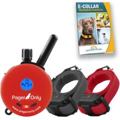 Educator PG-302 Vibration Collar