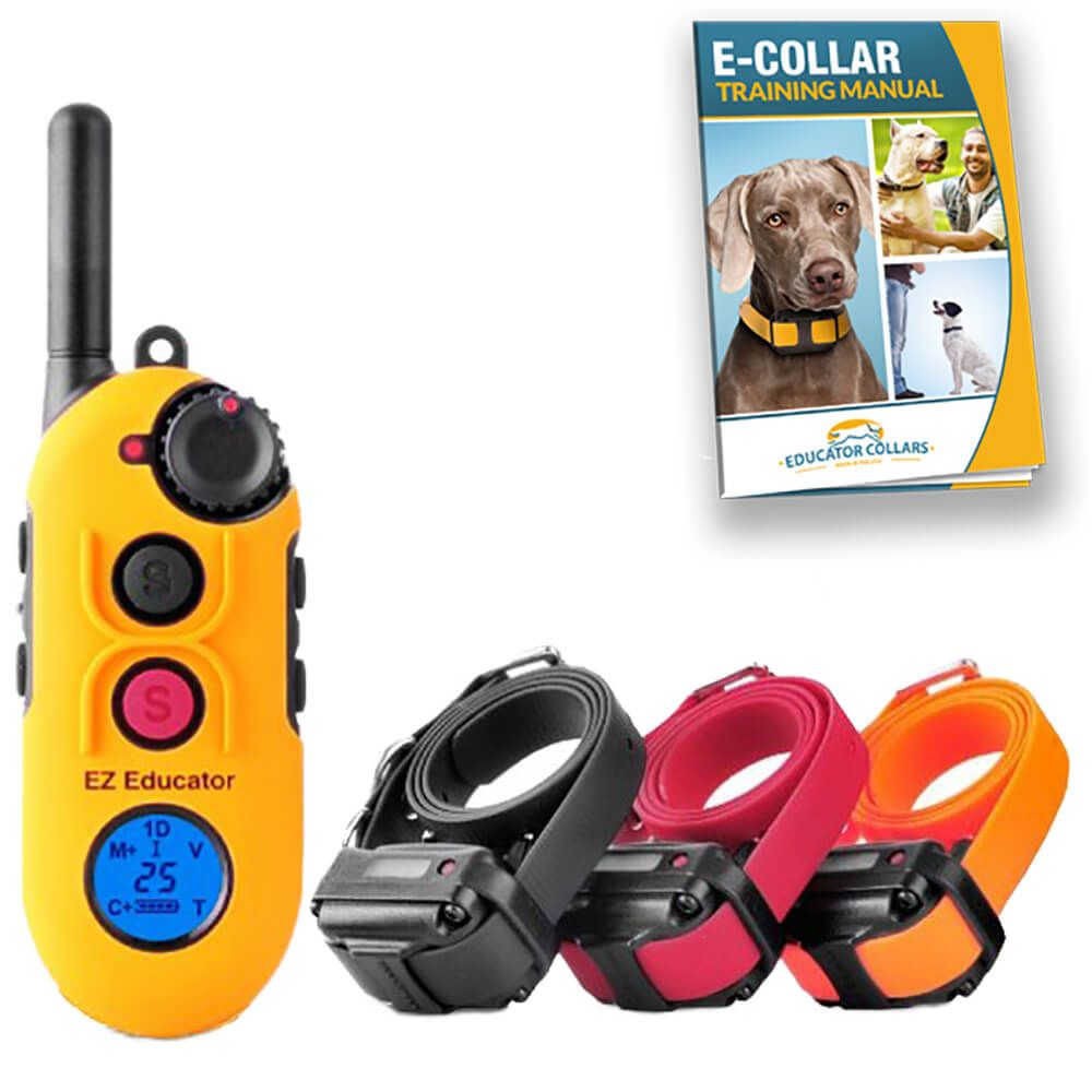 Educator Ez 903 E Collar Technologies